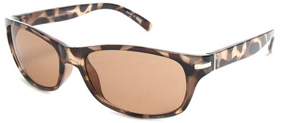 Angle of SW Retro Style #2713 in Brown Tortoise Frame, Women's and Men's