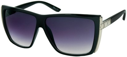 Oversized Rock Star Sunglasses