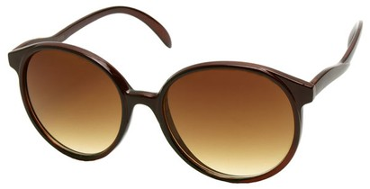Angle of SW Fashionista Style #31103 in Brown Frame, Women's and Men's