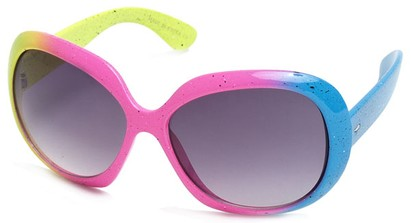 Angle of SW Neon Style #31136 in Yellow, Pink & Blue, Women's and Men's