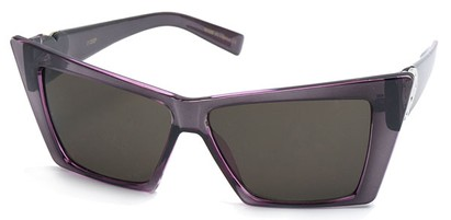Angle of SW Celebrity Style #31202 in Purple Frame, Women's and Men's