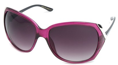 Angle of SW Fashion Style #61420 in Pink Frame, Women's and Men's