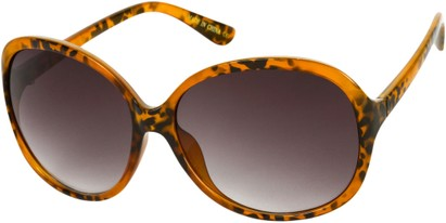 Printed Oversized Sunglasses