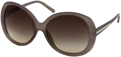 Angle of SW Round Style #31099 in Grey Frame, Women's and Men's