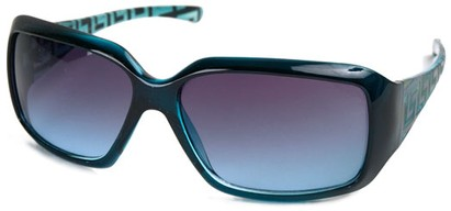 Angle of SW Fashion Style #3075 in Blue Frame, Women's and Men's