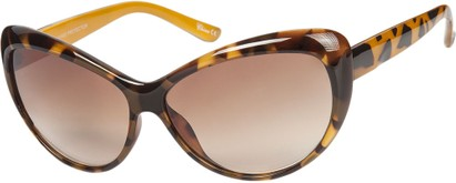 Tortoise Shell Cat Eye Sunglasses