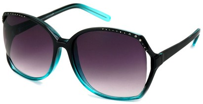 Oversized Rhinestone Sunglasses