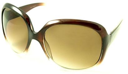 Angle of SW Celebrity Style #511 in Brown Frame, Women's and Men's