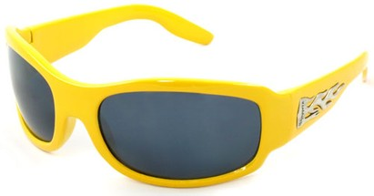 Angle of SW Kids Style #921 in Yellow Frame, Women's and Men's