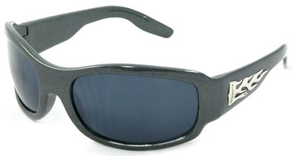 Angle of SW Kids Style #921 in Gray Frame, Women's and Men's