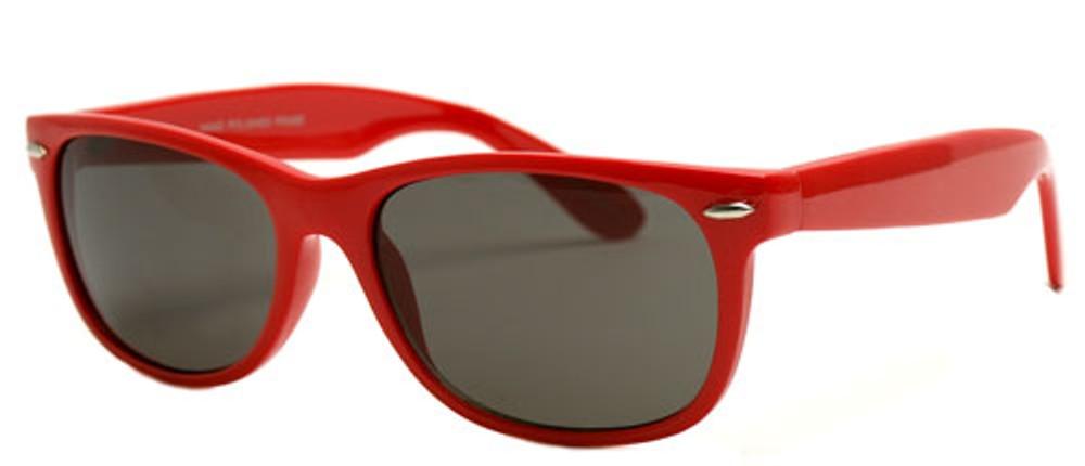 623b628779 Red Retro Square Style Sunglasses