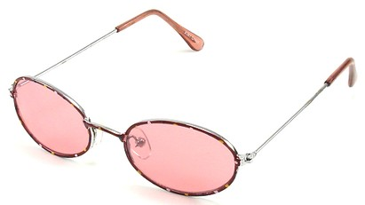Angle of SW Kid's Style #928 in Pink Sunglasses, Women's and Men's