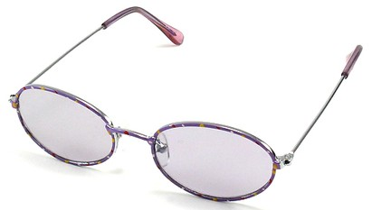 Angle of SW Kid's Style #928 in Purple Sunglasses, Women's and Men's
