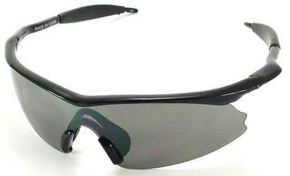 Angle of SW Kid's Style #9101 in Black Frame, Women's and Men's
