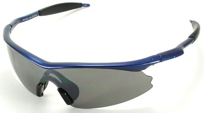 Angle of SW Kid's Style #9101 in Blue Frame, Women's and Men's