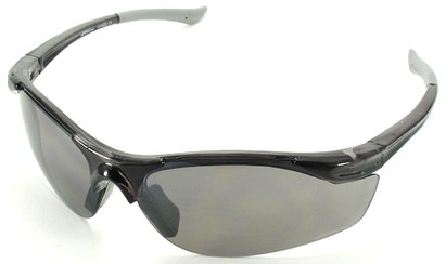 Angle of SW Sport Style #1948 in Gray Frame, Women's and Men's