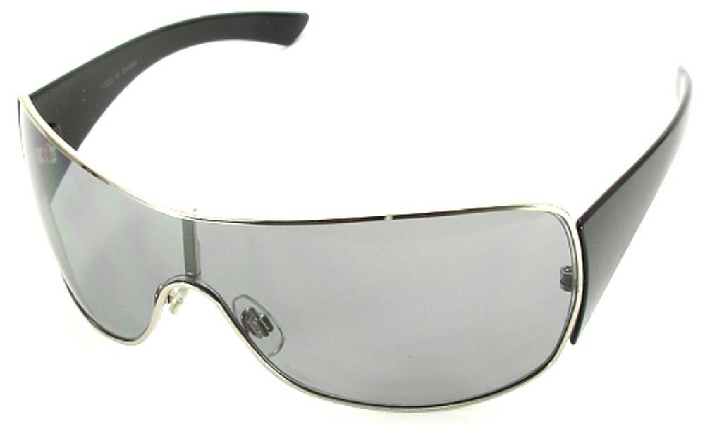878ea336f1 Shield Sunglasses with Fading Lens Tint