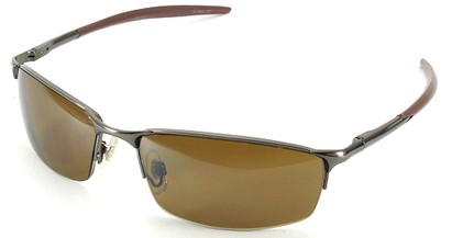 Slim Metal Sunglasses
