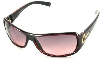 Angle of SW Fashion Style #241 in Rose Frame, Women's and Men's