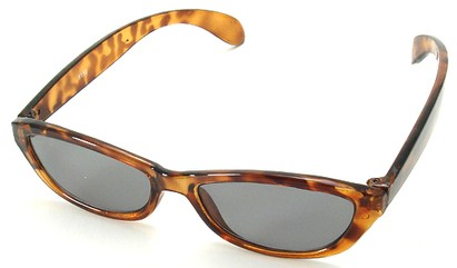 Angle of SW Kid's Style #9150 in Tortoise Sunglasses, Women's and Men's