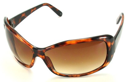 Angle of SW Oversized Style #502 in Tortoise Frame, Women's and Men's