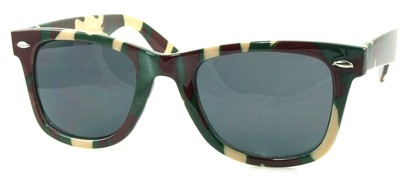 Angle of SW Retro Camouflage Style #1607 in Big Print Camo, Women's and Men's