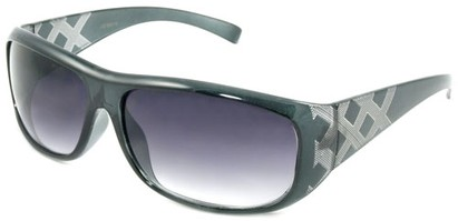 Angle of SW Fashion Style #2714 in Blue Frame, Women's and Men's