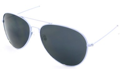 Angle of SW Neon Aviator Style #234 in Purple Frame, Women's and Men's