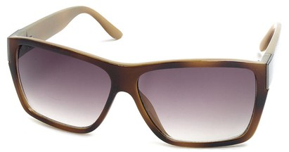 Angle of SW Fashion Style #525 in Brown Frame, Women's and Men's
