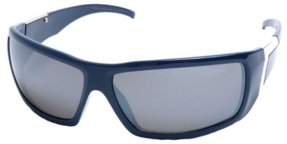 Angle of SW Sport Style #422 in Blue Frame, Women's and Men's