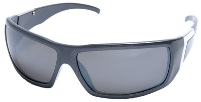 Angle of SW Sport Style #422 in Grey Frame, Women's and Men's