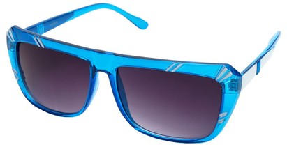 Angle of SW Fashion Style #1546 in Blue Frame, Women's and Men's