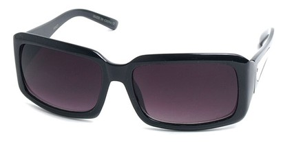 Angle of SW Fashion Style #540427 in Black Frame, Women's and Men's