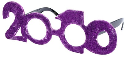 Angle of SW Novelty Sunglasses #541619 in Purple, Women's and Men's