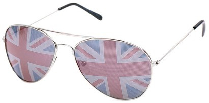 Union Jack Sunglasses