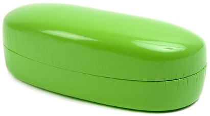 Angle of SW Large Case #802 in Lime Green, Women's and Men's