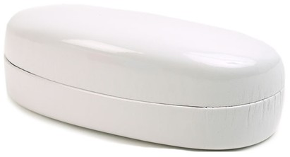 Angle of SW Large Case #802 in White, Women's and Men's