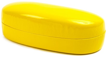 Angle of SW Large Case #802 in Yellow, Women's and Men's
