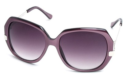 Angle of SW Vintage Style #8939 in Purple Frame, Women's and Men's