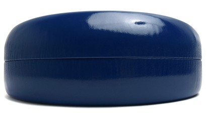 Angle of Anvil #752 in Royal Blue Case, Women's and Men's  Hard Case