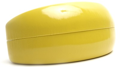Angle of Anvil #752 in Yellow Case, Women's and Men's  Hard Case