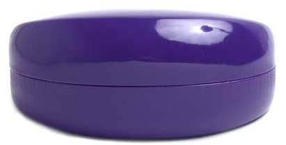 Angle of Anvil #752 in Purple, Women's and Men's  Hard Case