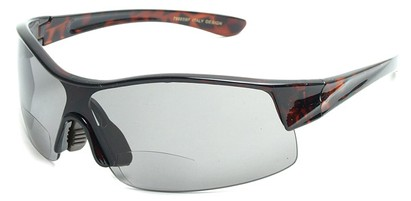 Angle of SW Bifocal Style #7988 in Tortoise, Women's and Men's