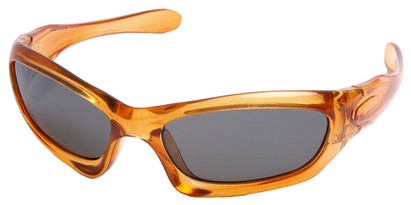 Angle of SW Kid's Style #2466 in Orange Frame, Women's and Men's