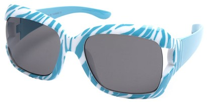 Angle of SW Kid's Style #1215 in Blue Frame, Women's and Men's