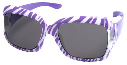Angle of SW Kid's Style #1215 in Purple Frame, Women's and Men's
