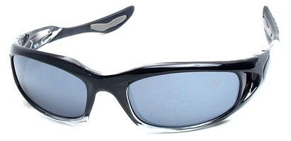 Angle of SW Sport Style #1307 in Black Fade Frame, Women's and Men's