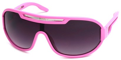 Angle of SW Neon Retro Style #8792 in Pink Frame, Women's and Men's