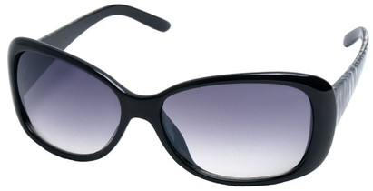 Angle of SW Tiger Style #5079 in Black Frame, Women's and Men's