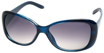 Angle of SW Tiger Style #5079 in Blue Frame, Women's and Men's